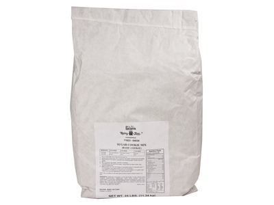 Sugar Cookie Mix 25lb