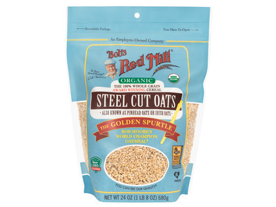 Oats, Steel Cut 4/24oz