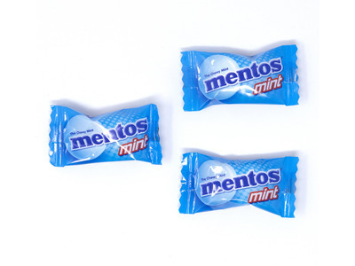 Mentos Mints, Individually Wrapped 20lb