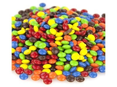 Candy Coated Semi-Sweet Baking Bits 30lb