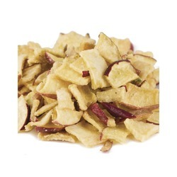 Caramel Red Apple Chips 20lb