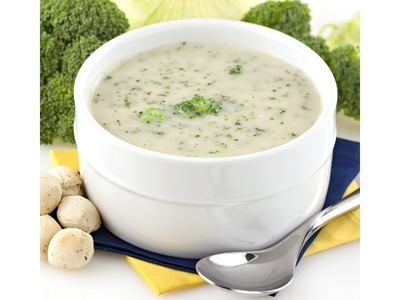 Homestyle Cream of Broccoli Soup Starter 15lb