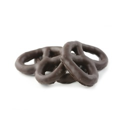 Dark Chocolate Covered Pretzels 6lb