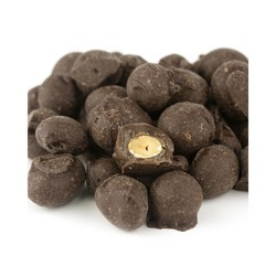 Dark Chocolate Double Dipped Peanuts 30lb