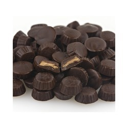 Mini Dark Chocolate Peanut Butter Cups 10lb