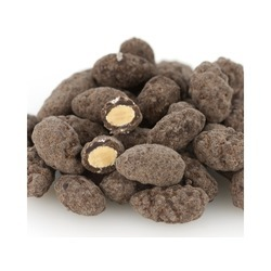 Dark Chocolate Turbinado Almonds 15lb