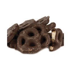 Dark Chocolate Mini Pretzels 15lb