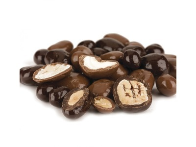 Milk & Dark Chocolate Deluxe Mixed Nuts 10lb