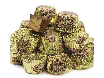 Peanut Butter Cups Wrapped 25lb