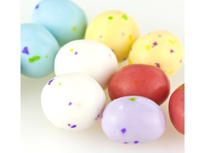Assorted Speckled Mini Malted Milk Eggs 25lb