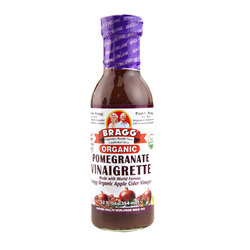 Organic Pomegranate Vinaigrette (Glass) 6/12oz